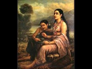 A Bold Classic Satyabhama Draupadi Coversation