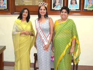 From An Army Officer Mrs India 2017 Shalini Singh S Inspirational Story