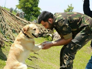 Indian Army Kills Loyal Dogs After Retirement