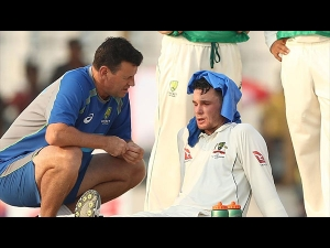 Peter Handscomb Lost 4 5 Kg Weight Two Hours