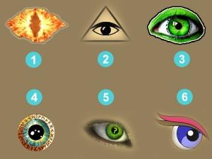 The Eye You Choose Reveals Secret Detail About Your Subconscious Mind