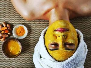 Diy Turmeric Face Pack For Spotless Skin