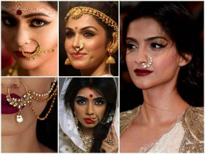Why Indian Women Wear Nose Rings