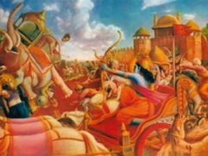 Why Krishna Did Not Kill Jarasandh Until 17 Attacks From Him