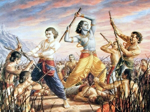 How Lord Krishna Killed Kamsa Story Of Kamsa Vadha