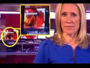 બીબીસી ન્યૂઝમાં Live બ્રૉડકાસ્ટ થયું Porn