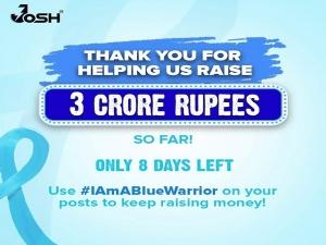 #BlueWarrior બનો! ભારતના કોવિડ વૉરિયર્સની મદદ માટે જોશ એપના